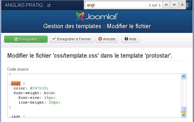Admin-CSS